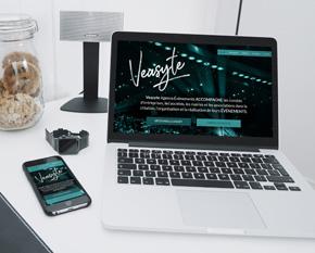Premier site web pour Veasyte