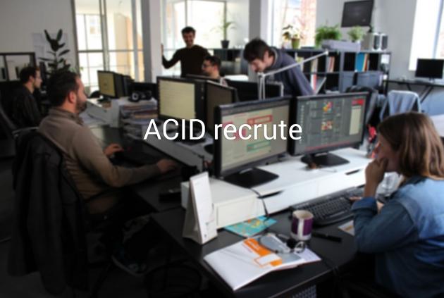 CDI : Développeur(se) web - PHP