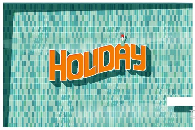 Happy summer holidays !
