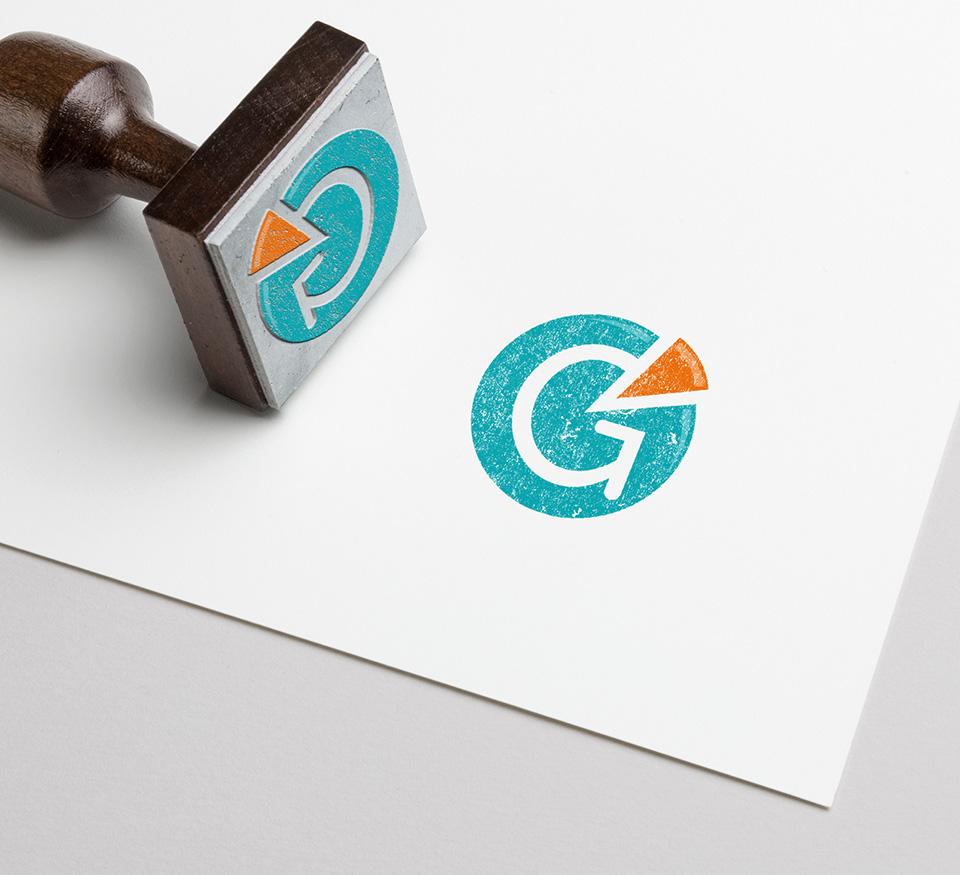 tampon logo evogest