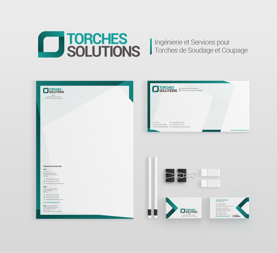 charte graphique torches solutions